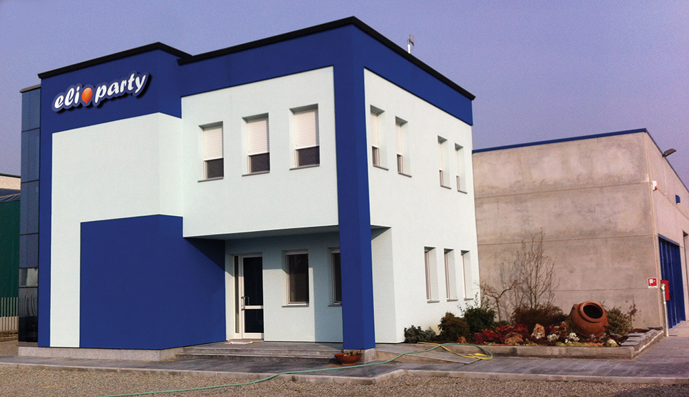 La sede di ElioParty