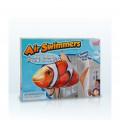 Air Swimmers RC Pesce Pagliaccio + Bombola di elio LARGE