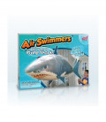 Air Swimmers RC Squalo + Bombola di elio LARGE