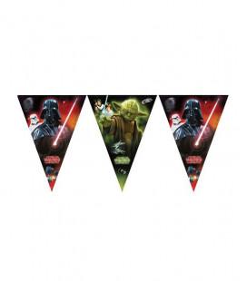 Star Wars - Festone bandierine triangolari