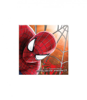 The Amazing Spiderman - Tovaglioli 33x33 cm - 20 pezzi