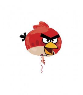 Angry Bird Rosso - Supershape Foil - Ø 58 cm