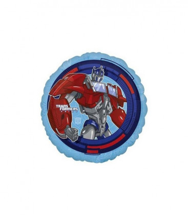 Transformers Prime Duo - Pallone Foil - Ø 42 cm