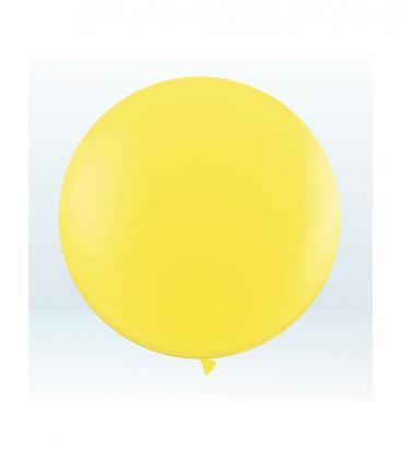 Pallone gigante Giallo - Ø 115 cm