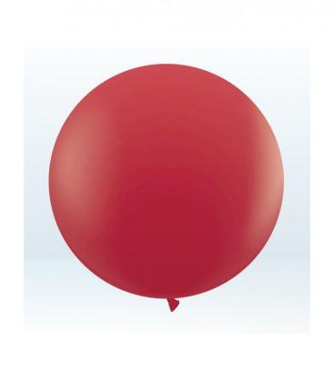 Pallone gigante Rosso - Ø 115 cm
