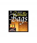 Candle Lantern Bags LARGE (5 pcs.)