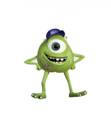 Monsters University - Minishape Mike Foil - Ø 23 cm