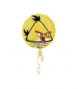 Angry Bird Giallo - Pallone Foil - Ø 45 cm