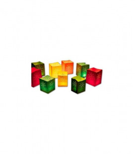 Candle Bags colori assortiti (12 pezzi)