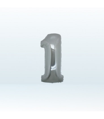 Numero 1 (uno) Small - 18 cm