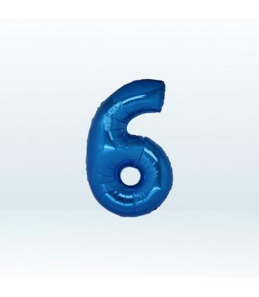 Numero 6 (sei) Small - 18 cm