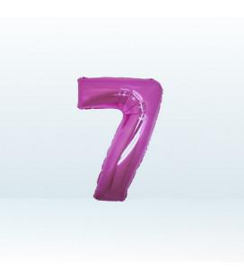 Numero 7 (sette) Small - 18 cm
