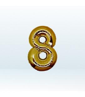 Numero 8 (otto) Small - 18 cm