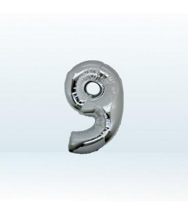 Numero 9 (nove) Small - 18 cm