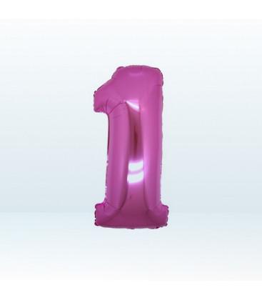 Numero 1 (uno) Medium - 35 cm