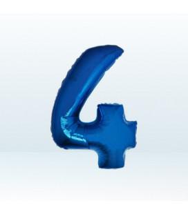 Numero 4 (quattro) Medium - 35 cm