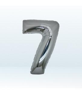Numero 7 (sette) Medium - 35 cm