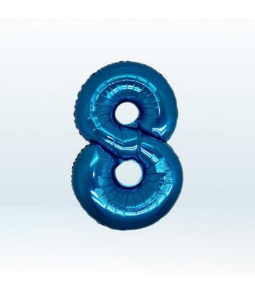 Numero 8 (otto) Medium - 35 cm