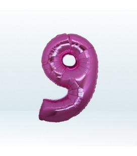 Numero 9 (nove) Medium - 35 cm