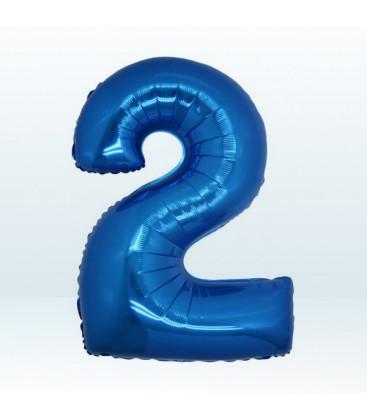 Numero 2 (due) Large - 102 cm