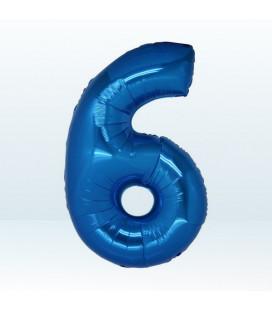 Numero 6 (sei) Large - 102 cm