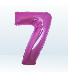 Numero 7 (sette) Large - 102 cm