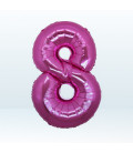 Numero 8 (otto) Large - 102 cm