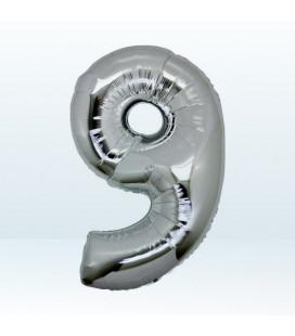 Numero 9 (nove) Large - 102 cm