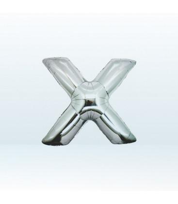 """Lettera """"X"""" Small - 18 cm"""