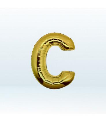 """Lettera """"C"""" Small - 18 cm"""