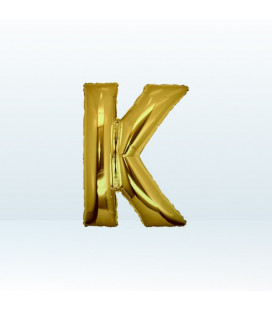 """Lettera """"K"""" Small - 18 cm"""