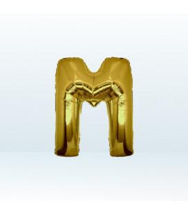 """Lettera """"M"""" Small - 18 cm"""