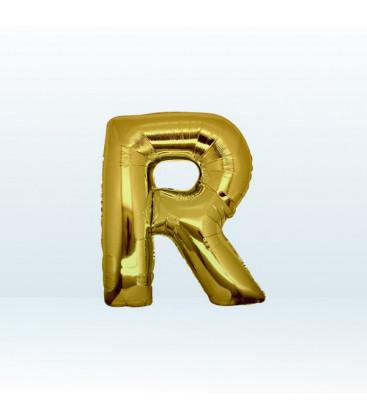 """Lettera """"R"""" Small - 18 cm"""