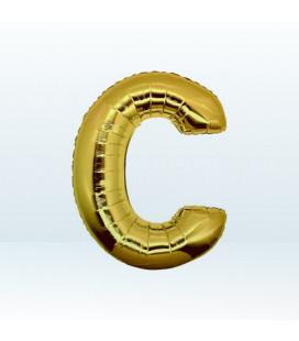 """Lettera """"C"""" Medium - 35 cm"""