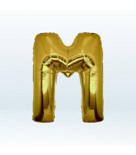 """Lettera """"M"""" Medium - 35 cm"""