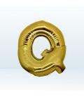 """Lettera """"Q"""" Medium - 35 cm"""