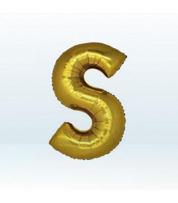 """Lettera """"S"""" Medium - 35 cm"""