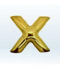 """Lettera """"X"""" Medium - 35 cm"""
