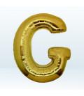 """Lettera """"G"""" Large - 102 cm"""