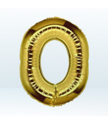 "Lettera ""O"" Large - 102 cm"
