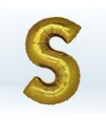 """Lettera """"S"""" Large - 102 cm"""