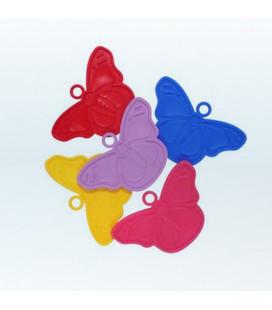 Pesetto colorato per palloncini - 1 pezzo - 27 g
