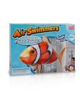 Air Swimmers RC Pesce Pagliaccio e Squalo + Bombola di elio LARGE