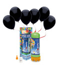Kit Elio MEDIUM + 30 palloncini neri - Ø 23 cm