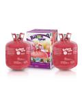Kit Elio X-LARGE + 100 palloncini rossi - Ø 23 cm