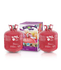 Kit Elio X-LARGE + 60 palloncini assortiti Cuore - Ø 25 cm