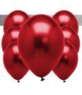 Palloncini Rossi Metallizzati - Ø 27 cm - 100 pezzi