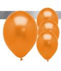 Palloncini Arancione Metallizzati - Ø 27 cm - 50 pezzi