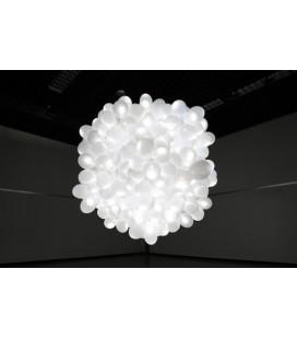 50 LED bianchi per palloncini