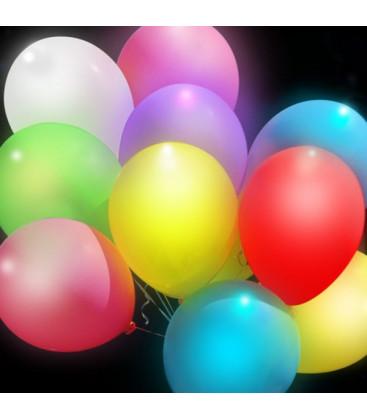 50 LED multicolore per palloncini